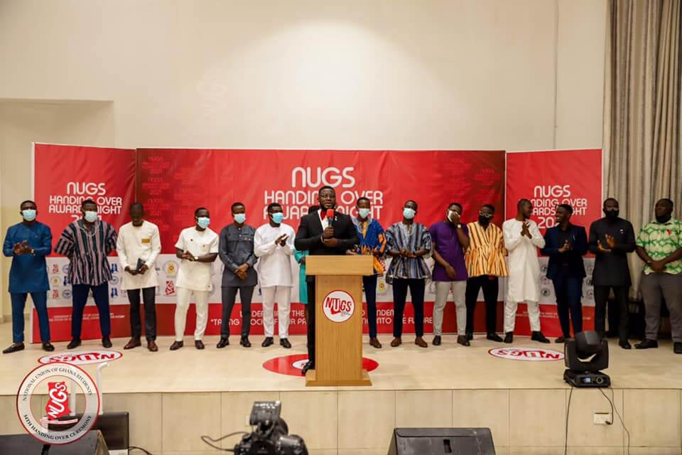 NUGS will not be the youth wing of any political party - President