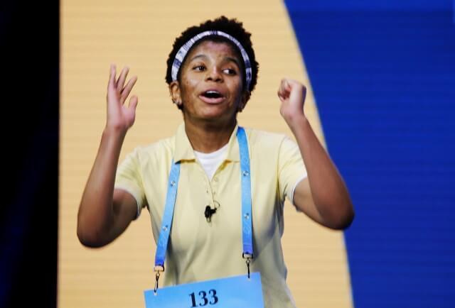 African-American Zaila Avant-garde wins 2021 Scripps Spelling Bee