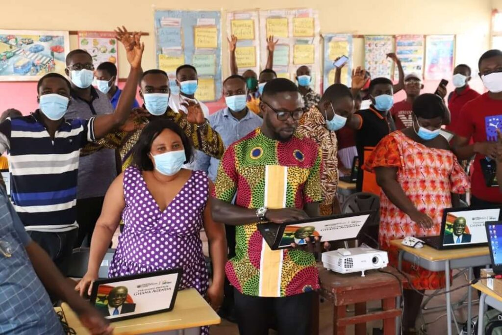 Govt to train over 90 school teachers as 2021 Girls in ICT trainers