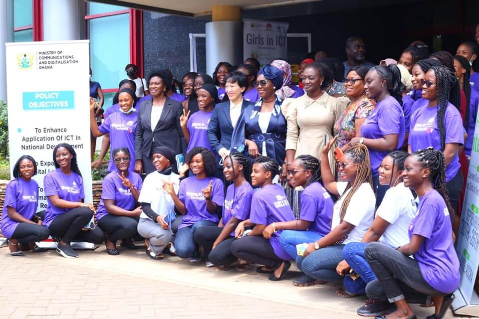 Communications Ministry launches tertiary Girls in ICT programme
