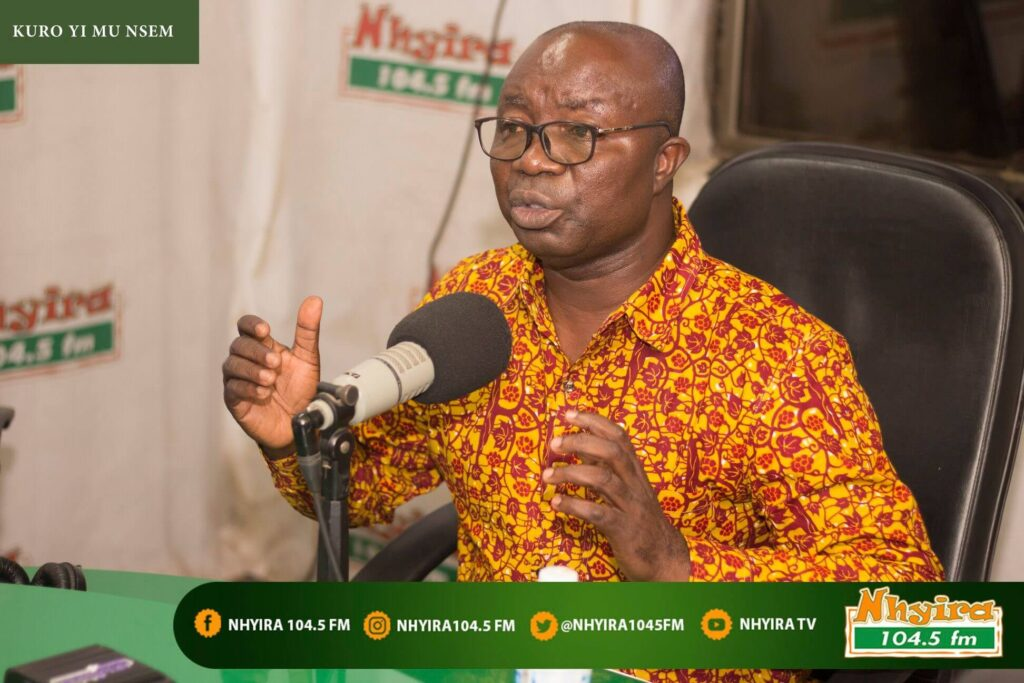 NSS welcomes appointment of new Executive Director Osei Assibey