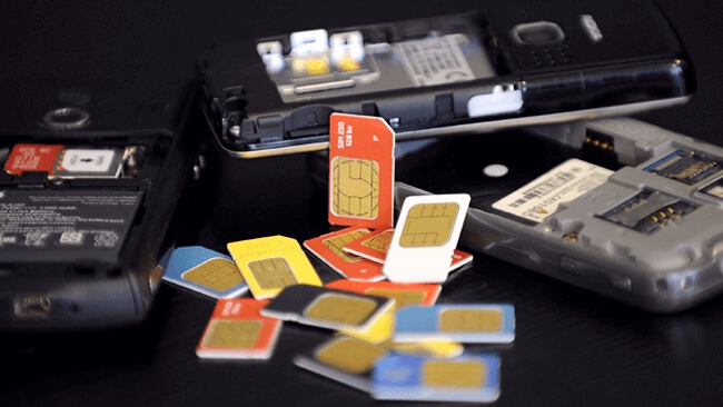 How to re-register your Sim Card with Ghana Card dialling *404#