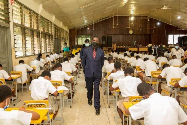 WAEC lists Senior High Schools allegedly cheating in 2021 WASSCE