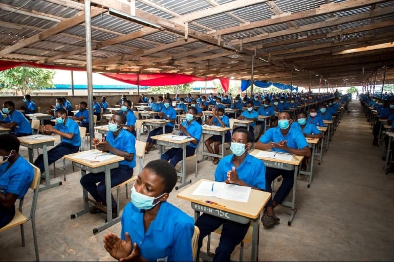 2nd batch of free SHS students poised to pass 2021 WASSCE - Ntim