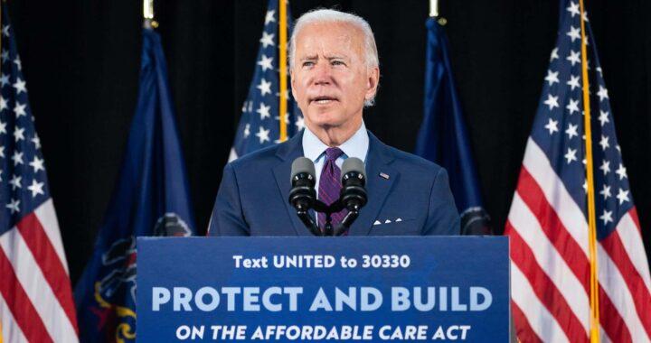 Teachers shouldn't pay higher tax in a country - US Joe Biden