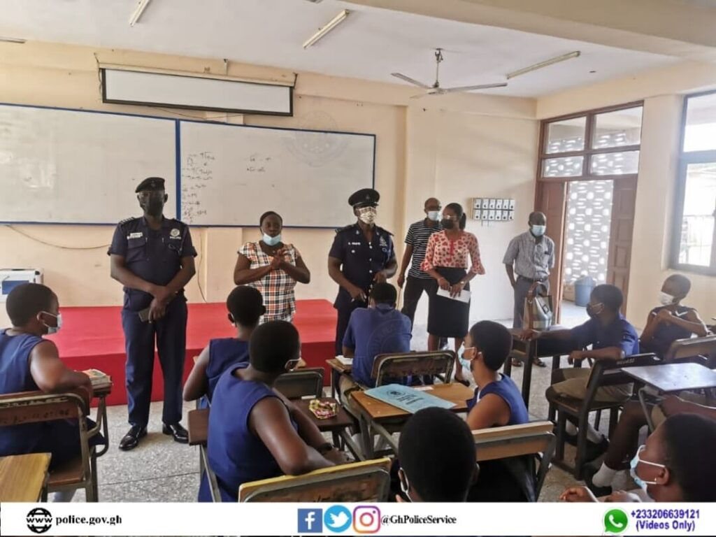 Our intervention limited property damage after WASSCE - Police