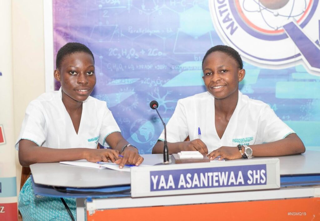 YAGSHS, 10 other SHSs selected to join 2021 NSMQ preliminary stage